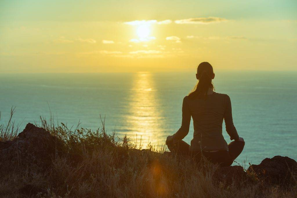 Using meditation for focus and concentration