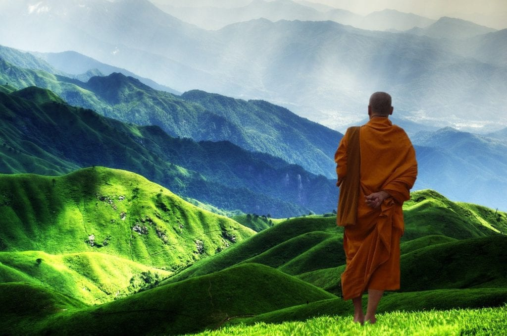How To Meditate Like A Monk