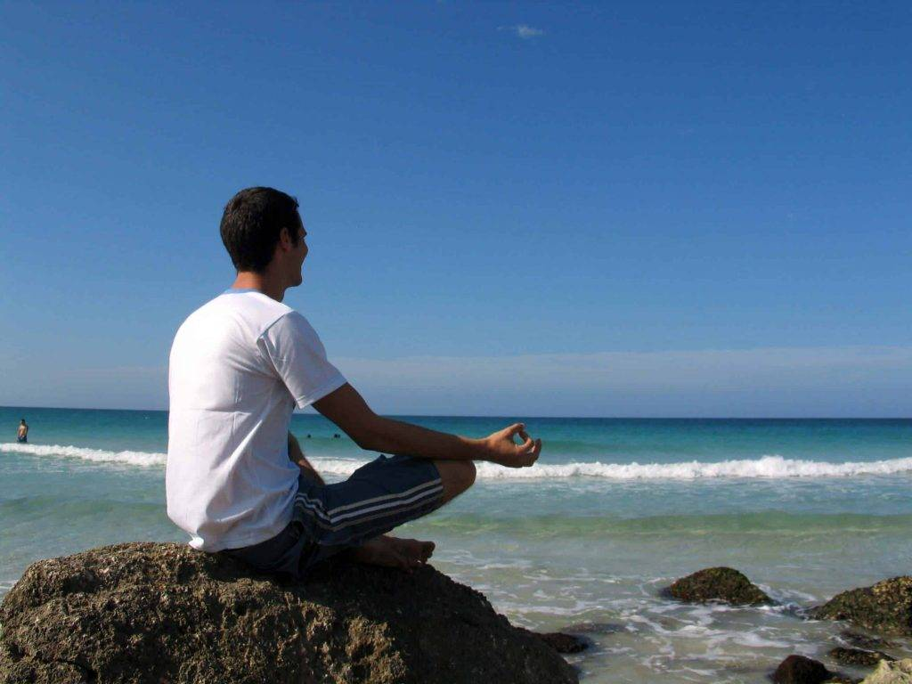 Meditation steps for beginners