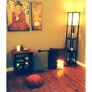 Private Meditation Room