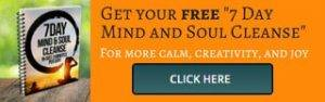 7 Day Mind & Soul Cleanse