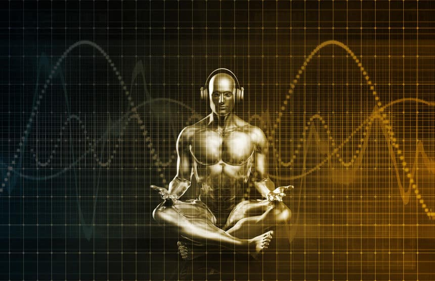 Theta Wave Binaural Beats Meditation For Insight and Intuition