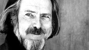 alan watts awakening the mind