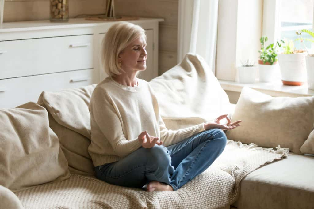 The benefits of mindfulness for seniors