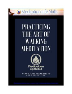 Practicing the Art Of Mindful Walking Meditation pdf