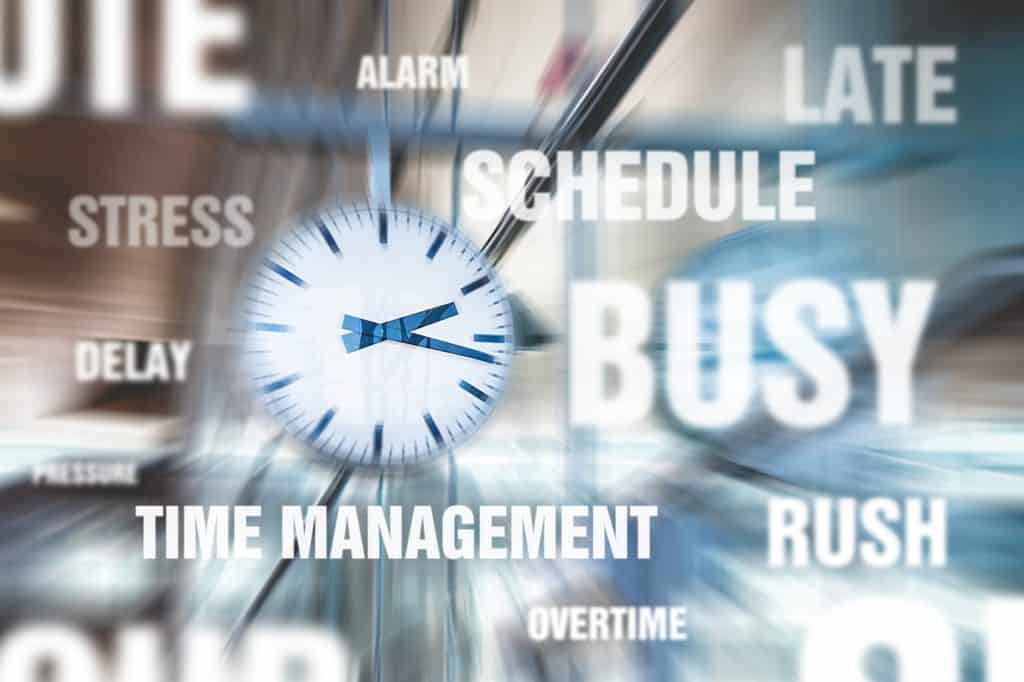 Time Management is the Key to Stress Management