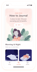 Mindfulness Journal App