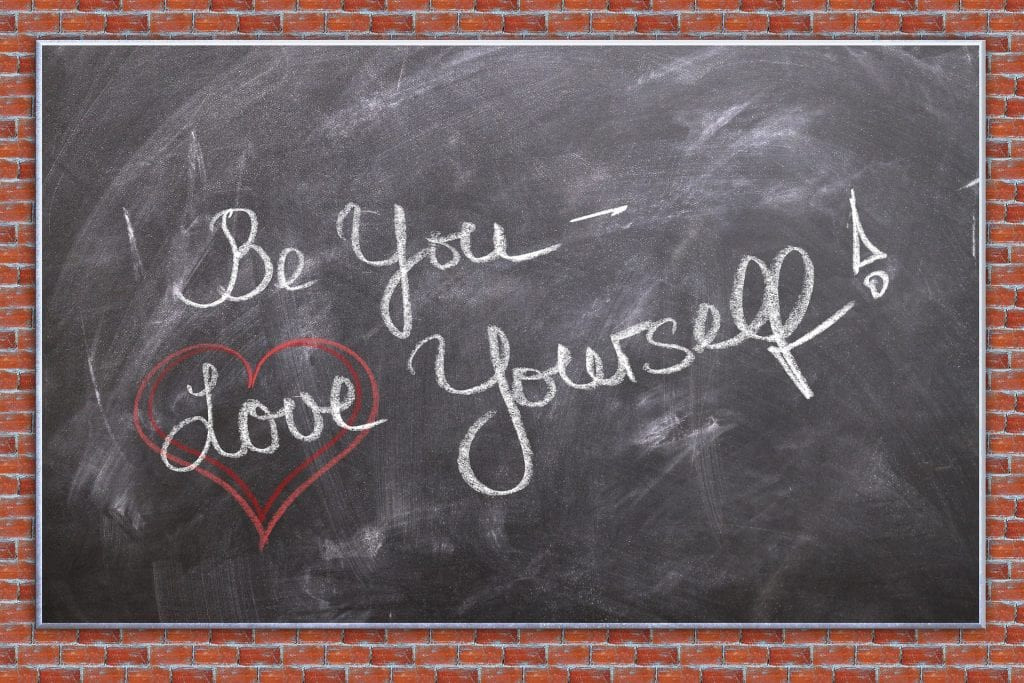 Guided meditation for self-love