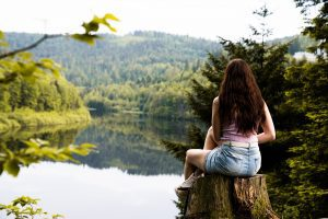 Guided Meditation: Quiet The Mind Form Negative Thoughts